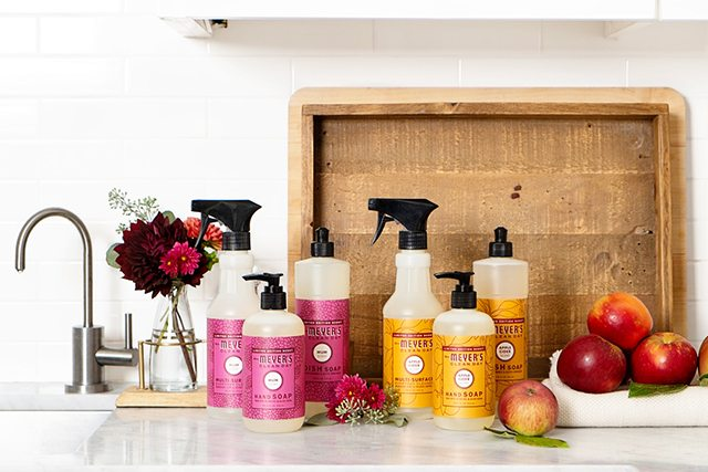 Grove Collaborative sent me both of my fall favorites: Mrs. Meyer's seasonal scents in Apple Cider and Mum! I'll sharing why I'm so smitten with it — and how you can get it for FREE. livelaughrowe.com