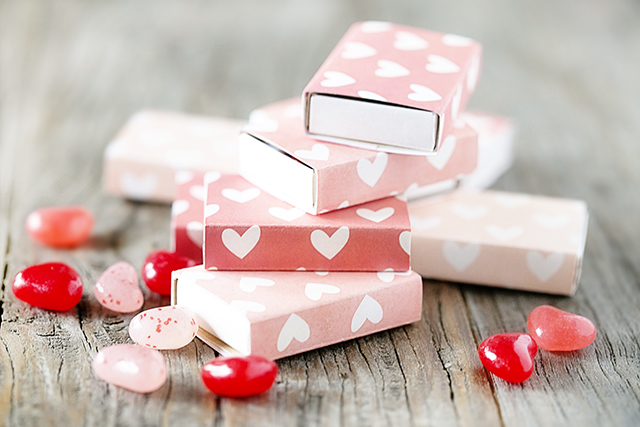Celebrate Valentine's Day with two FREE printables! 20+ printable scripture cards plus darling valentine matchbox covers. Pair the two and you have a sweet gift idea for mom, dad, friends, classmates and more! Print yours at livelaughrowe.com