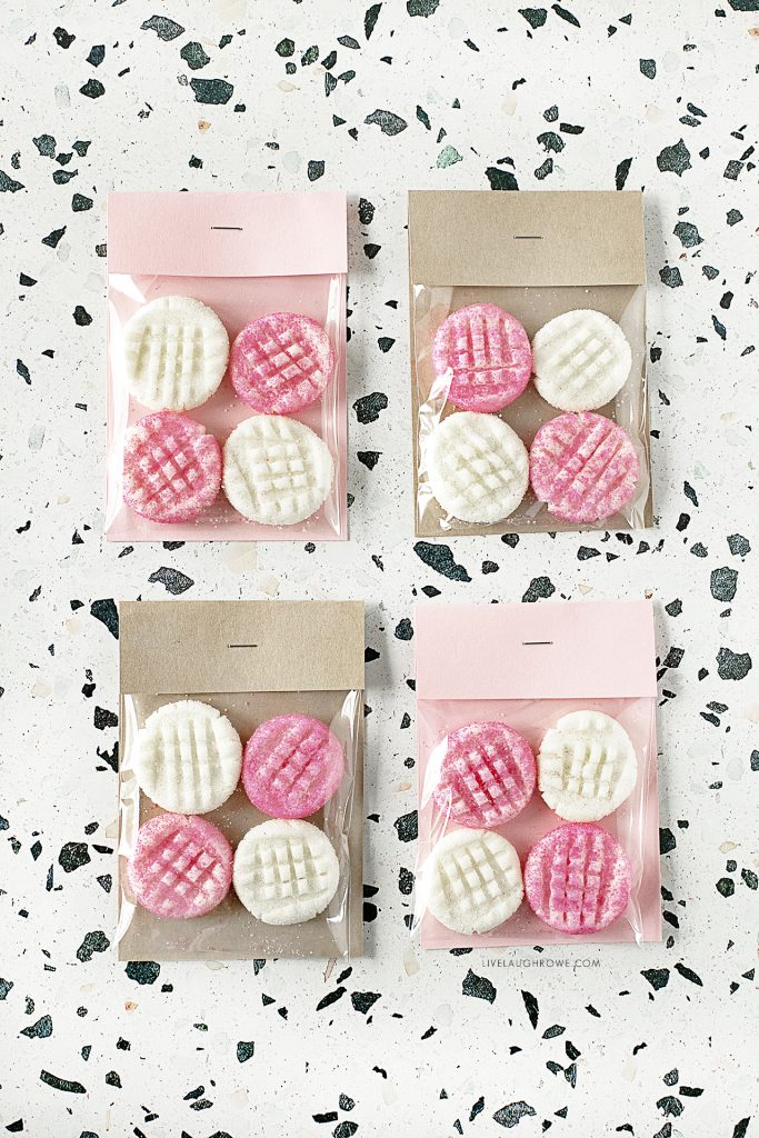 Packaged Cream Cheese Candies
