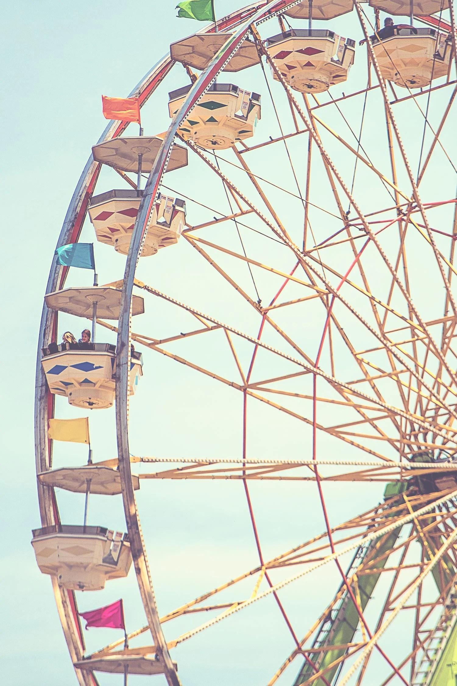 Visit a Fair.  Summer Bucket List