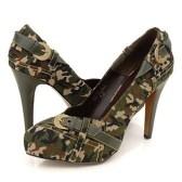 Camo Heels