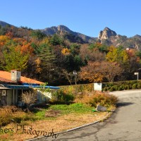 An Autumn day in Seoraksan National Park