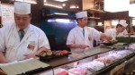 Sushi in Asakusa