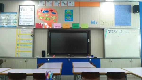 4-3 classroom