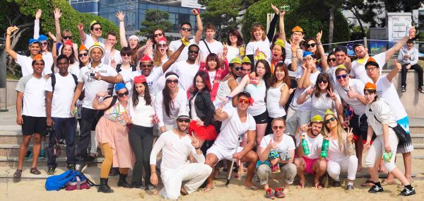 Holi Hai 2015 Busan, South Korea