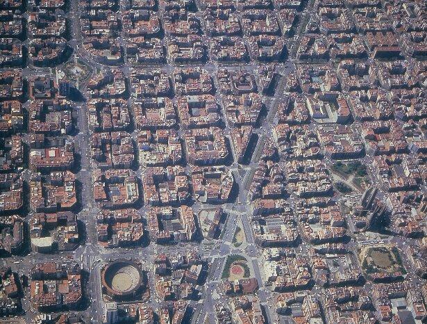Barcelona Example Plan Cerda