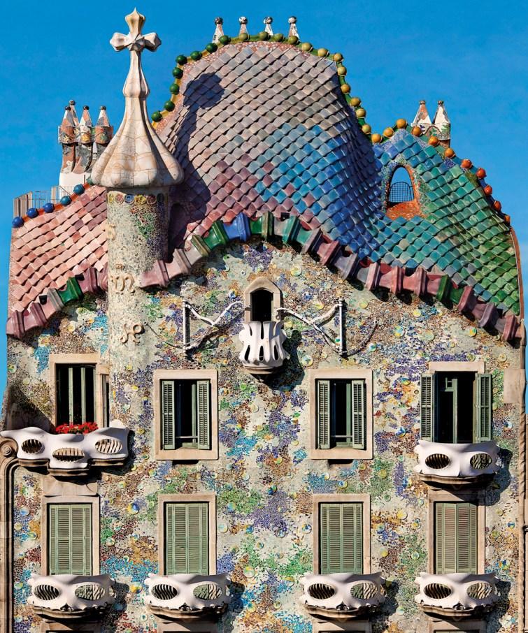 Casa Batllò Rooftop