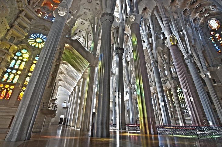 Top 5 – Antonio Gaudi
