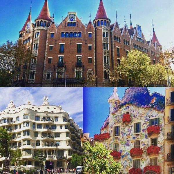 Gaudi walking Barcelona tour