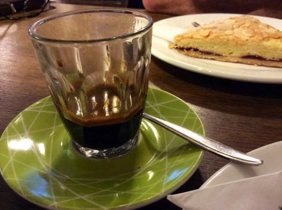 Josie's.Wine.Coffee.Deli, Bishop's Waltham, espresso