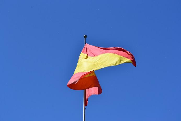 tapas, Granada, Spain, Spanish flag,