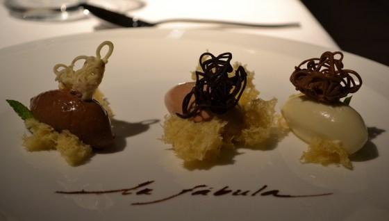 La Fabula, Granada, Degustation, Ismael Delgado LopezL