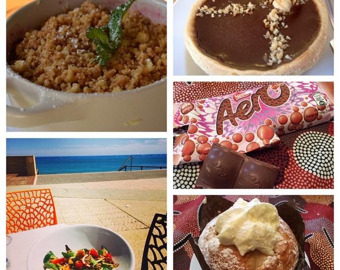 Bread Addiction, The Robin hood Inn, Matthew Williamson, aero designer, Marks & Spencer, M&S, Victoria sponge, muffin, Victoria sponge muffin, road train, trucker, Broome, Perth, cattle station, aero, aero bubbles, artisan bakery, bakery, praline, elm grove, Southsea, Portsmouth, Honey pumpkin, pine nut and quinoa salad, Chippys Beach Shack, Jindalee, this week's sweet treats, sweet treats, food blogger, food blog