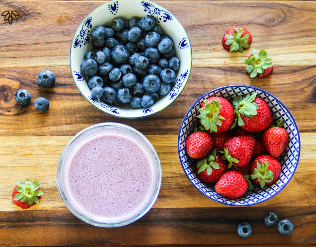 Berry smooth low sugar