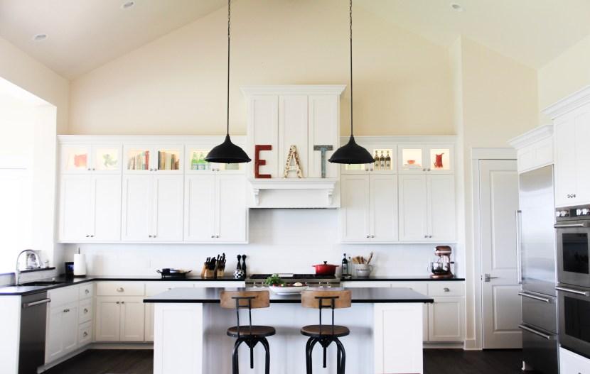 Modern Farmhouse Kitchen Decor