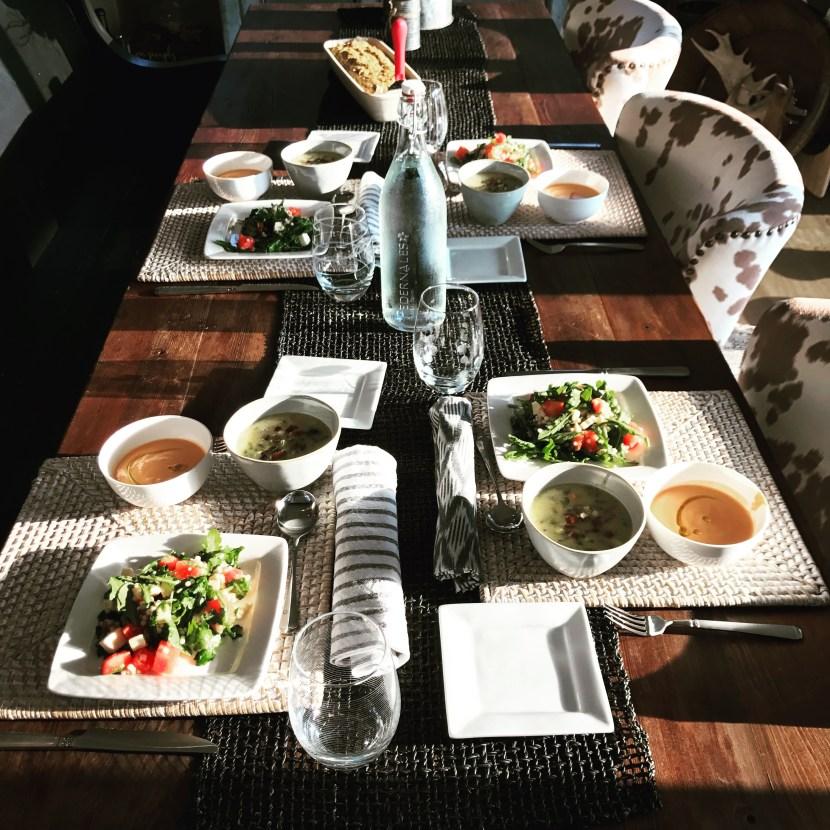 Ladies Supper Club