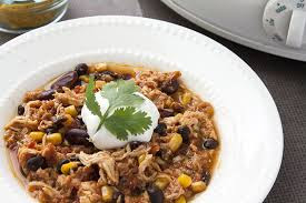 Healthy Eat of the Week: Skinny Mom's Skinny Taco Chicken Chili