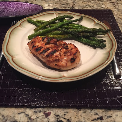 Healthy Eat of the Week: Simply Scratch's Grilled Honey Mustard Chicken