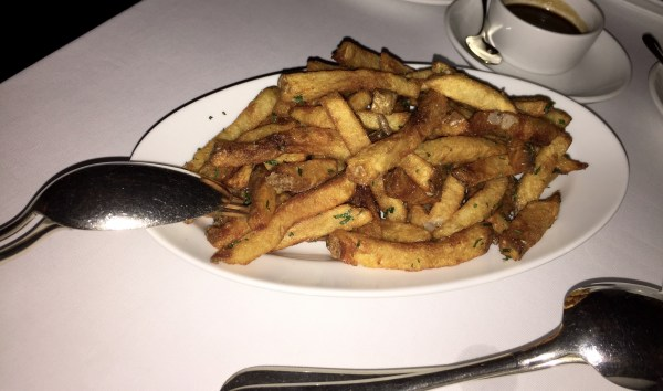 New York Grill Crispy Duck Fries