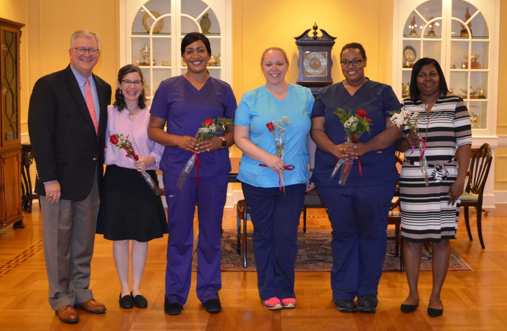 nurses award week recipients 2019 small