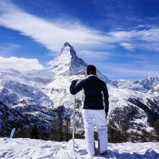Our Life in Iceland - Month 7 //Snowboarding in Zermatt, Switzerland | Life With a View