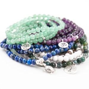 108 Bead Bracelets