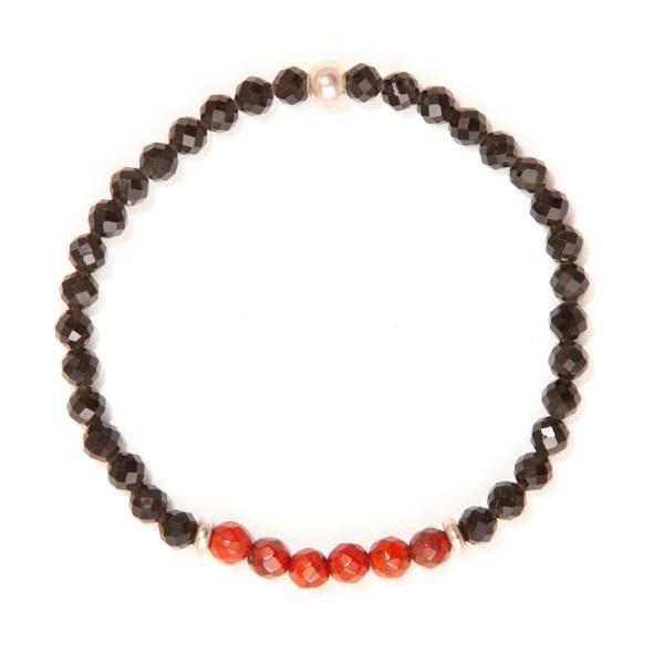 Dainty Mooladhara Chakra Bracelet