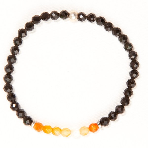 Dainty Swaddisthana Chakra bracelet