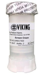 Scream cream product