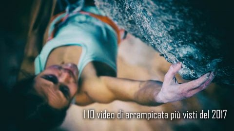 Classifica: i 10 video di arrampicata più visti del 2017