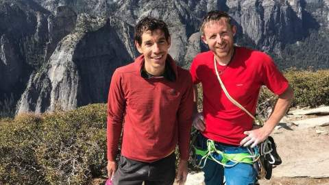 alex honnold tommy caldwell nose capitan record