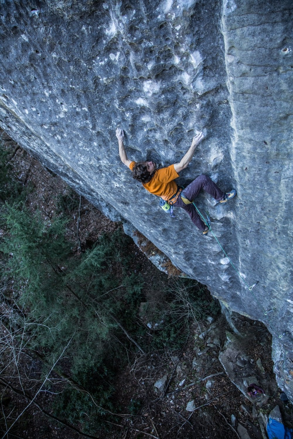 Joe Kinder: arrampicata, training e uso dei social media