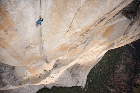 Adam Ondra: Salathé on-sight attempt and training for the Olympics 2020