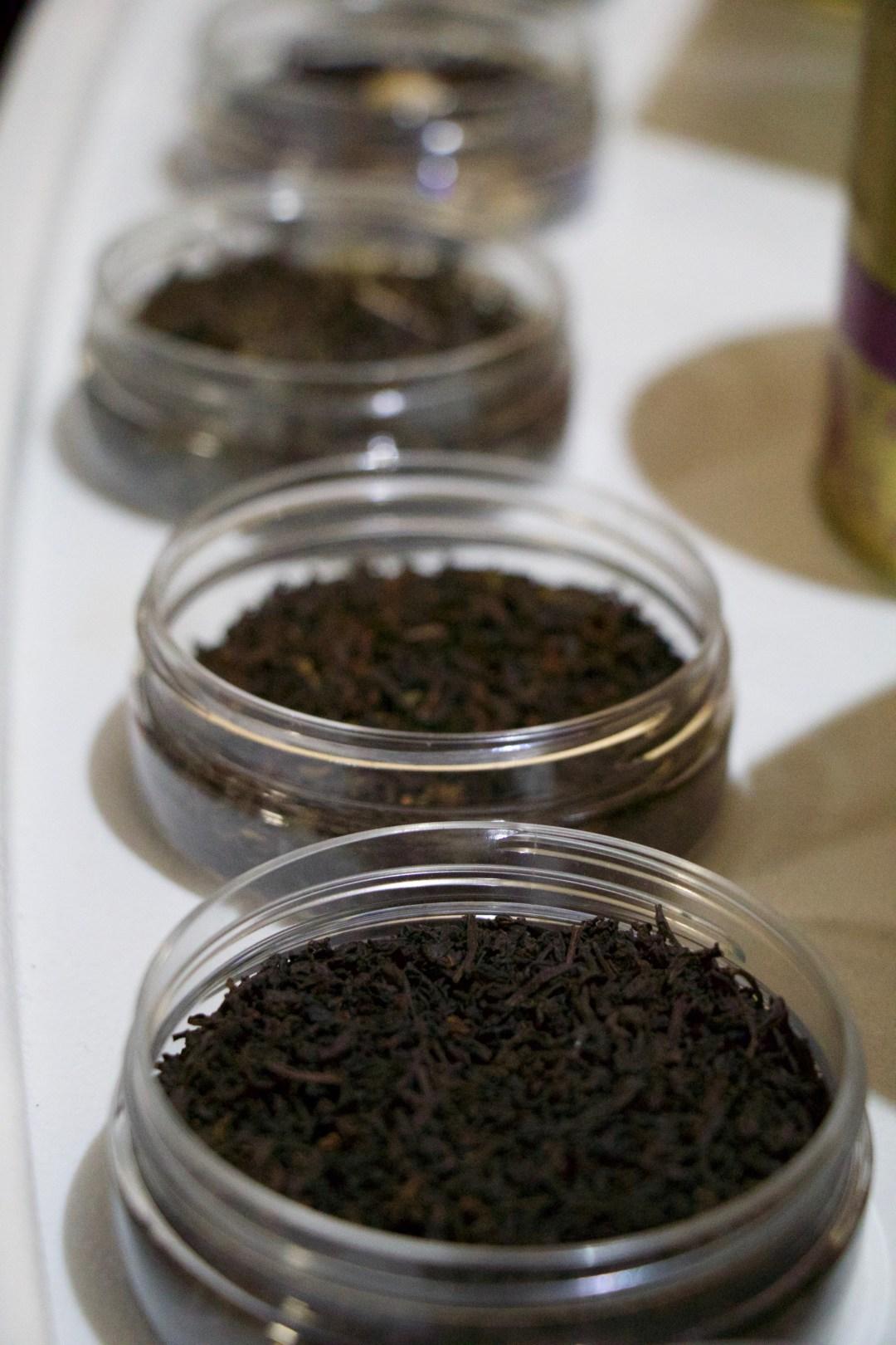 Hyson teas