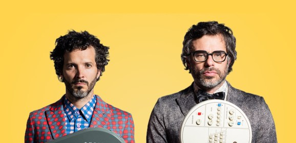 Flight Of The Conchords at the O2 arena