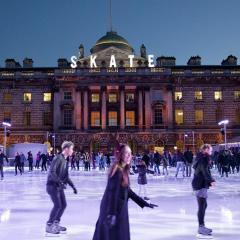 Skate at Somerset House