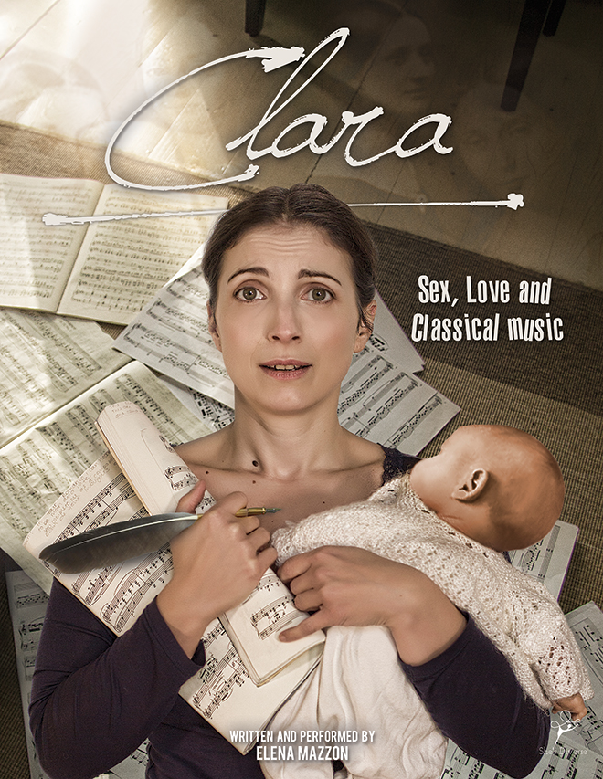 Clara: Sex, Love and Classical Music - Live London Post