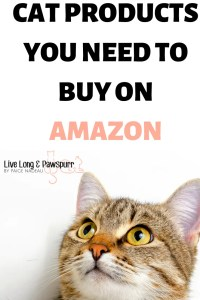 cat products to buy on amazon