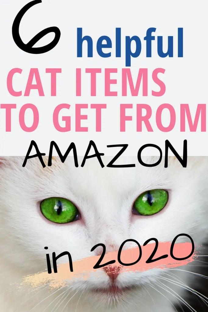 CAT ITEMS TO BUY ON AMAZON