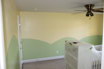 Left Side Wall - Phase 1