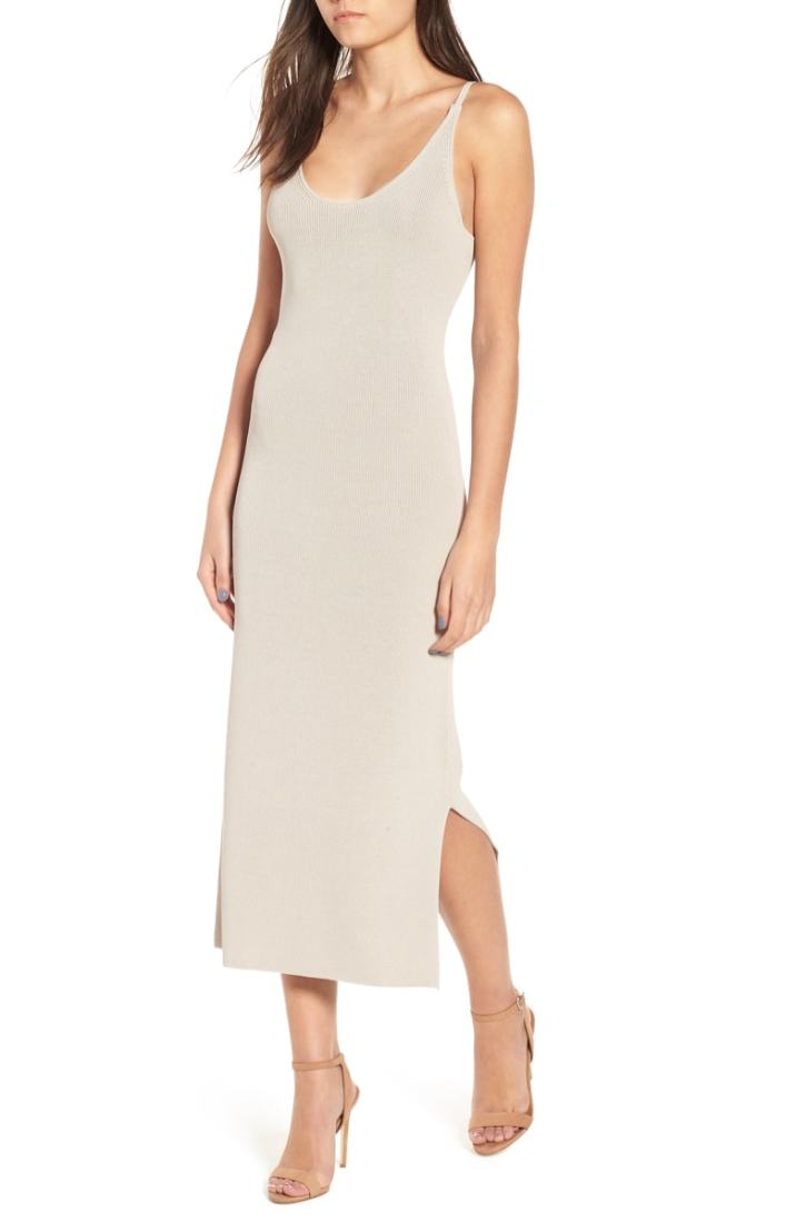 Leith Sweater Strap Dress