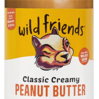 Wild Friends Peanut Butter
