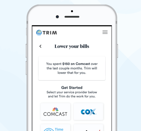 use trim to save money and lower your bills - stop being poor