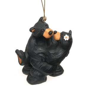 Bear Embrace Ornament