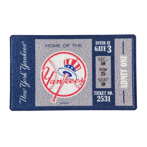 Turf Mat New York Yankees