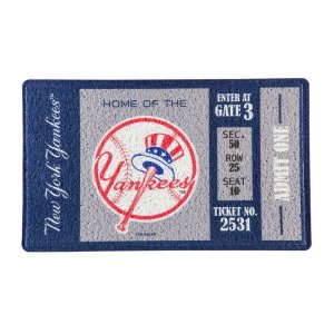 Turf Mat New York Yankees