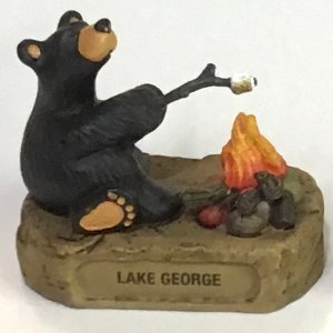 CAMPFIRE MINI FIGURINE