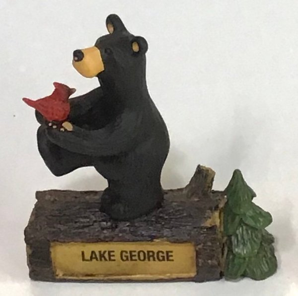 HIKE WITH A FRIEND MINI FIGURINE