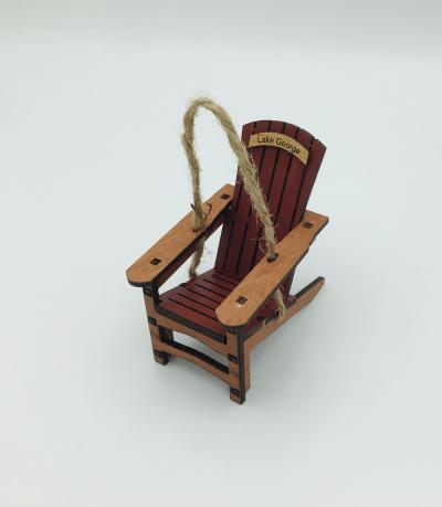 maroon ADK chair