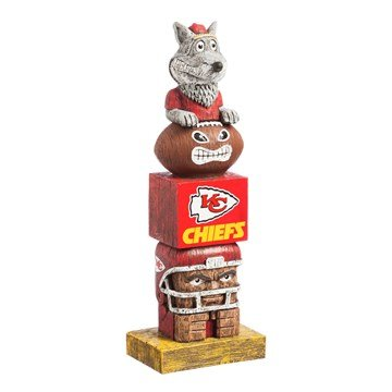 Kansas City Chiefs statue